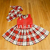 Special Dress Red Londniddray aboyne