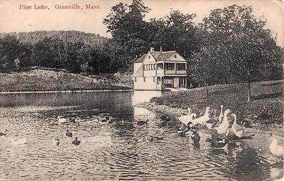 Pine Lake, Granville, Mass.