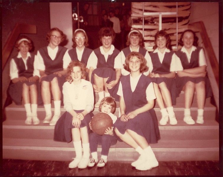 Granville Village School, 1965 (estimated)