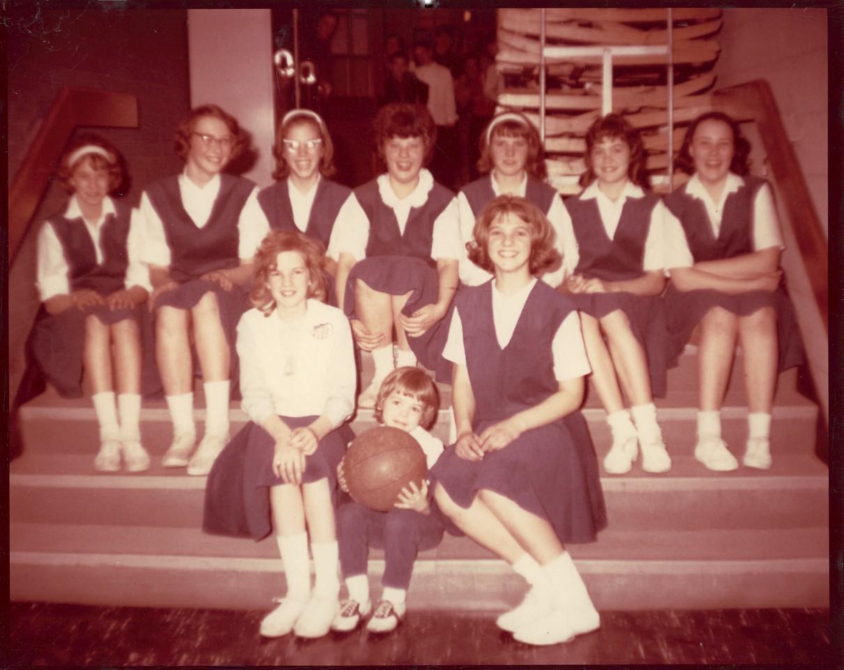 Granville Village School, 1965 (estimated)