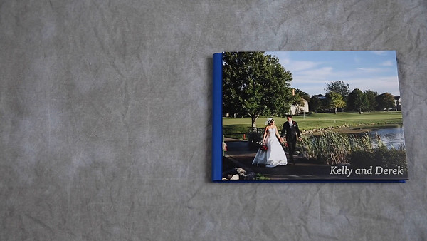 Wedding Book Sample 1 -  Included With Every Rich Chapman Collection #3