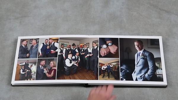 Signature Wedding Book