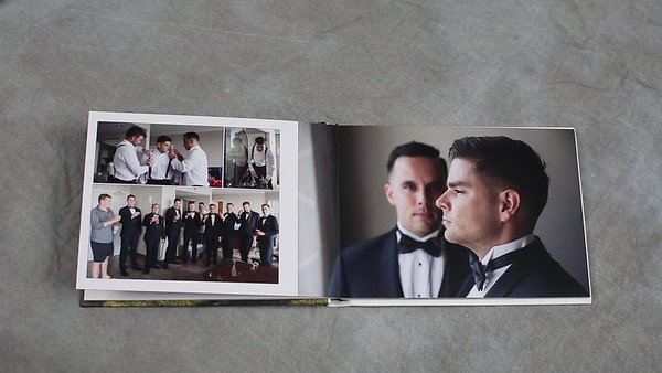 Wedding Book -  Photographer Selects Included With Every Collection #3