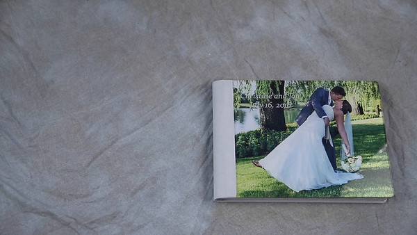 Signature Wedding Book 9