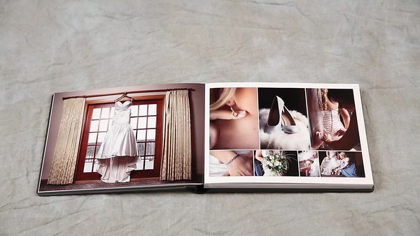 Signature Wedding Book 1