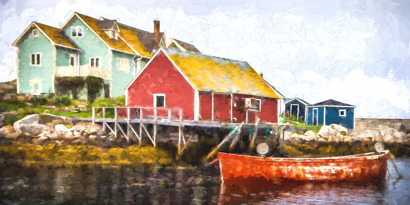 Peggy's Cove, NS, CN
