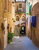 Castelmuzio  Alley