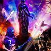 HIM POSTER by Mariana Roberts, HIM Artwork, Love Metal HIM Digital Art, HIM Photograhy by Mariana Roberts Photography