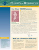 Customer newsletter for a banking software company.