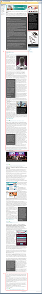"""{To view in a readable size, hover over the article above and click on """"Original Size""""; hit close in the upper right to return to this gallery.} Major article on Victrelis product launch from the perspective of what the the featured group's involvement was. I wrote the sections in red, then edited for consistency the other sections."""