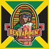 BENJAMMIN' T SHIRT BACK