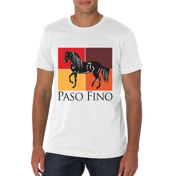 Paso Fino Tshirt design. To Order shirts call 352-266-5985