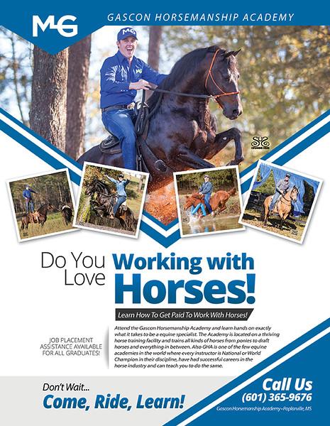 Gascon Horsemanship Academy