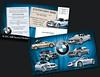 BMW Postcard