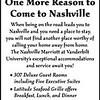 Vanderbilt Marriott Ad