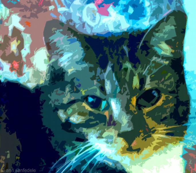 Gaugin's Cat