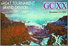 Scrabble Tourney nostalgia... <br /> <br /> The design I made for T-shirts for the 20th Grand Canyon  Tourney in November of 2001. I have two size Adult<br /> Medium - Anvil (tm) 100% cotton... This was developed from a photo I took in the winter of 1974 along the trail into the canyon from the south rim.  $10 for one T shirt.  $7.50 each if you buy both.    These are available directly from me not<br /> from this site or cafepress...