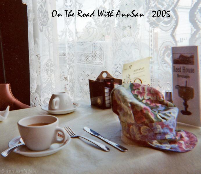 Ohio cafe for Bob 's Cd cover