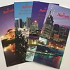 Marriott Brochures for Nashville, Memphis, Birmingham, Montgomery