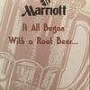 """It all began with a Root Beer"" Card"