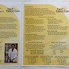Total Patient Care Florida Logo, Info Sheet, and Rack Card