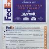 Marriott Cluster Invitation to FedEx Corporation in Memphis