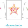 Effervescent Wishes Note Cards