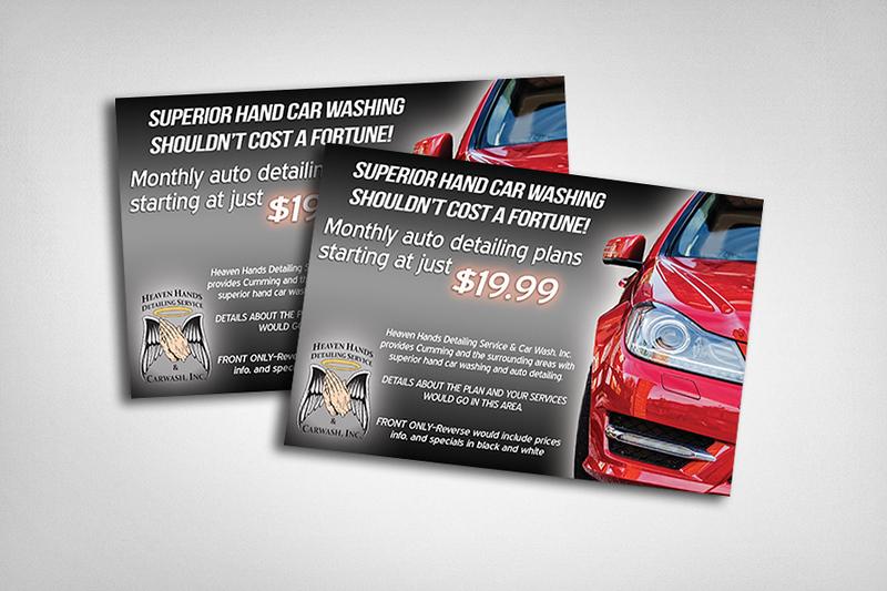 Postcard Marketing Piece