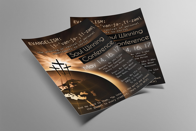 Ministry Flyer