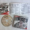 Full Access a cappella group. King logo and CD layout.