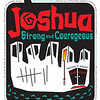 Joshua VBS Logo on Brochure Cover