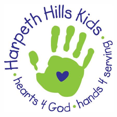 Harpeth Hills Children's Ministry Logo
