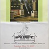 My photo was used as inspiration for the 2009 Music Country Grand Prix original art and poster.