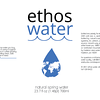 Packaging Design: Ethos Water
