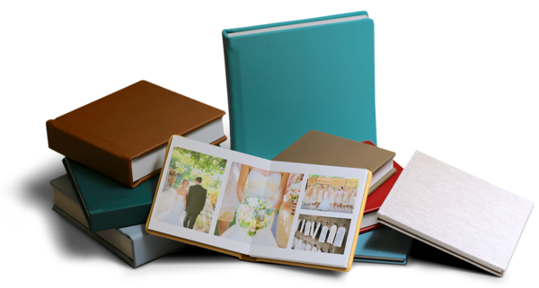 Gorgeous array of photographic albums!