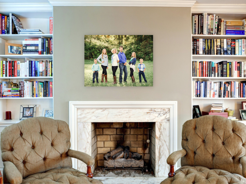 Fine Art Gallery Canvas Wrap