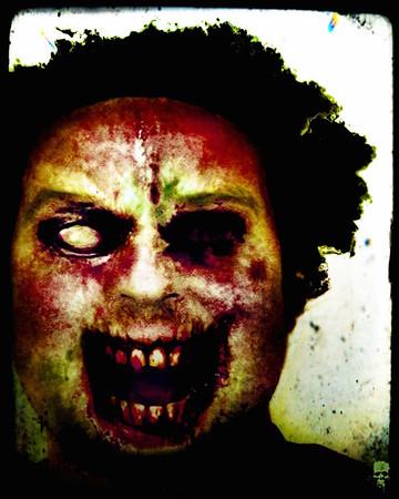 My Walking Dead Portrait