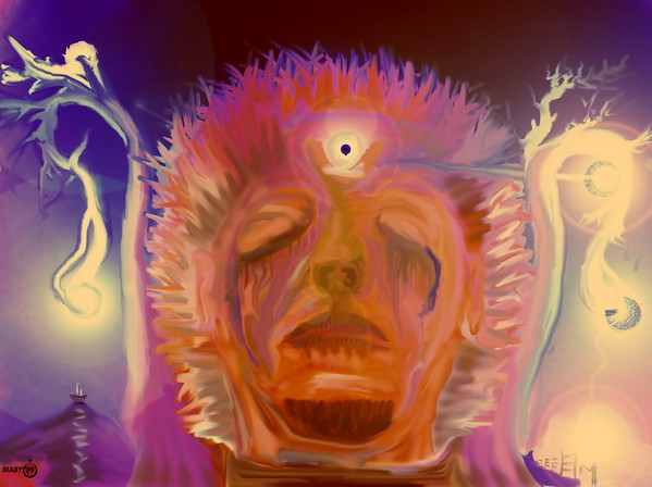 Portrait of Mental Reproduction