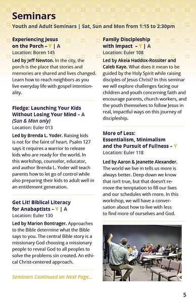 ReGen Event Program Page 7