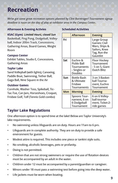 ReGen Event Program Page 11