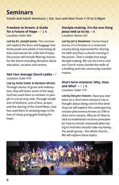 ReGen Event Program Page 8