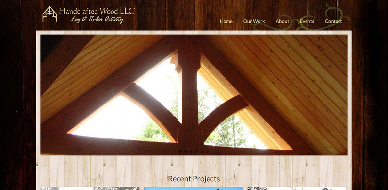 Handcrafted Wood LLC