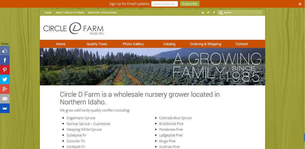 Circle D Farm Sales, Inc