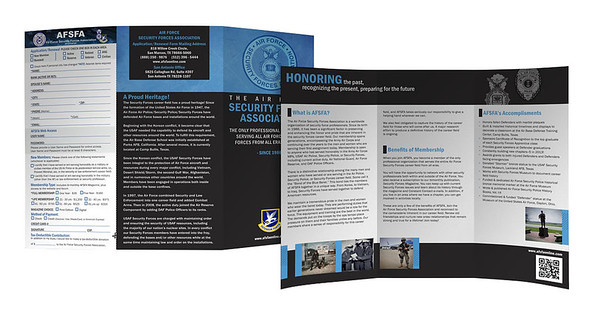Air Force Security Forces Brochure