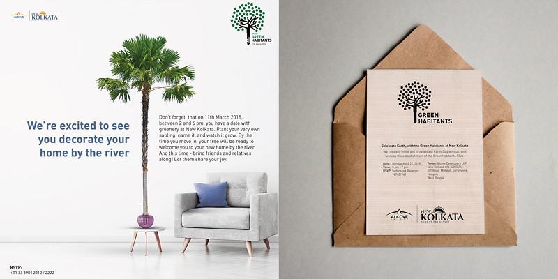 Greenhabitants - The Invite