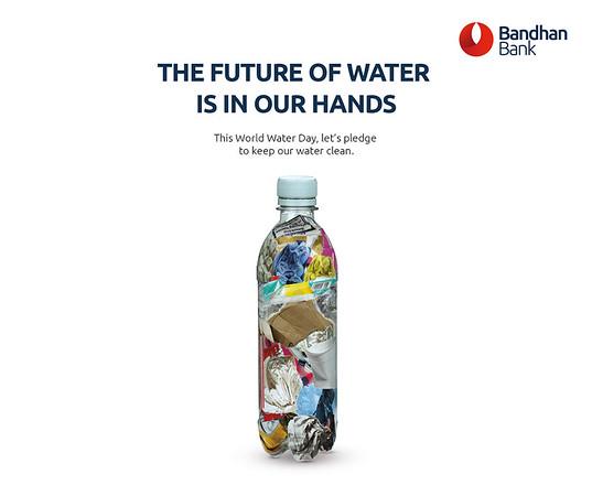 World Water Day - Bandhan Bank