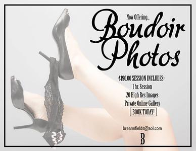 boudoir advertisement