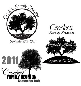 Family Reunion tshirt designs