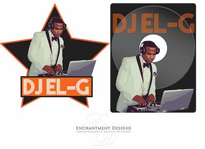 DJ El-G Logo2