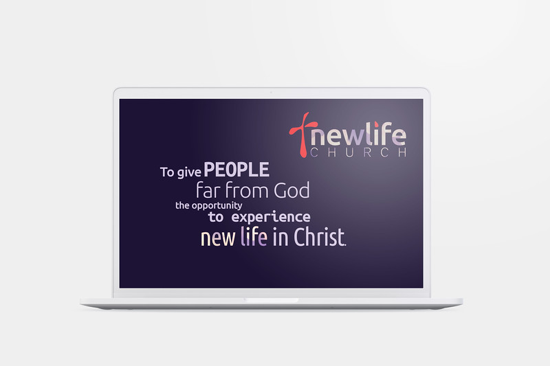NewLife Mission Statement Graphic